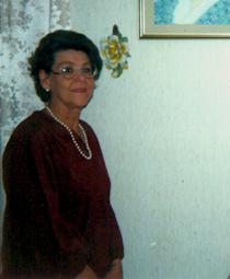 Mona Stillman Golden Light Church past Minister