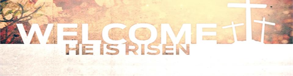 He is Risen, Easter Service at Golden Light Spiritualist Church