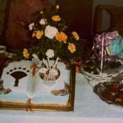 Golden Light 50th Anniversary Cake