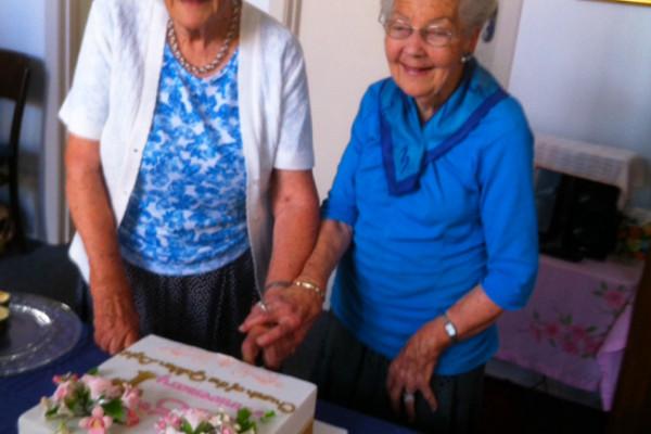 Church's 85th Anniversary Cake Cutting