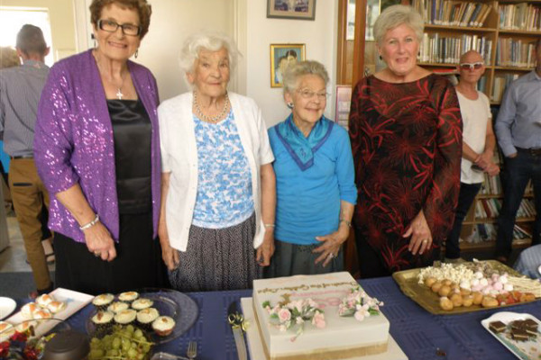 Church's 85th Anniversary Afternoon Tea Party