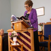 Church's 85th Anniversary Service