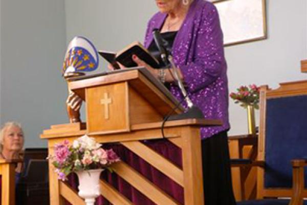 Church's 85th Anniversary Service